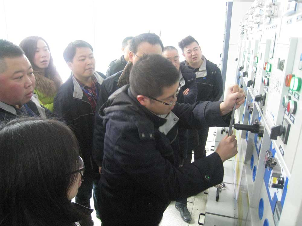 网柜的工作原理,结构,操作步骤等方面进行了详细讲解